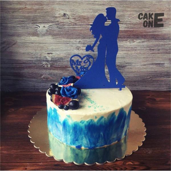 "Торт ""Mr&Mrs"""