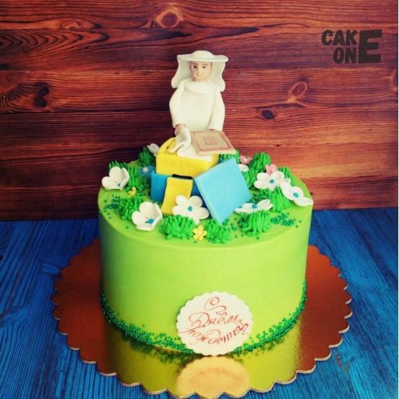 Торт с пасечником