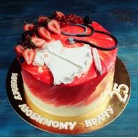 Торт для врача