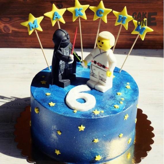 """Торт """"Lego Star Wars"""""""