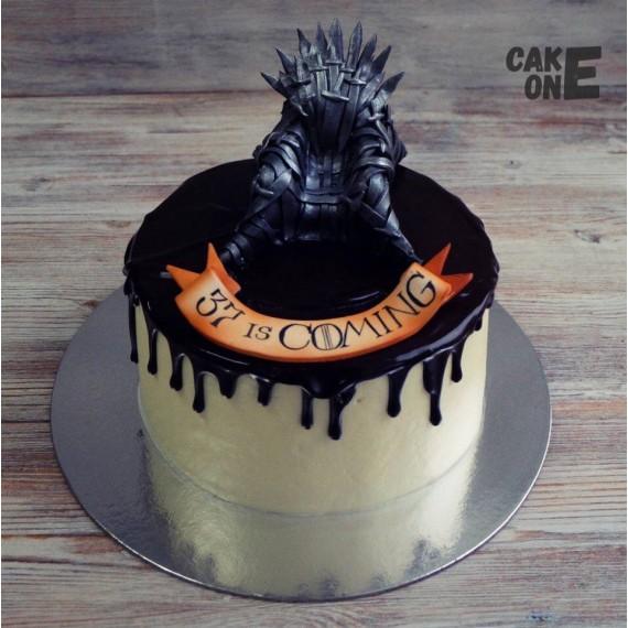 Торт с Железным троном